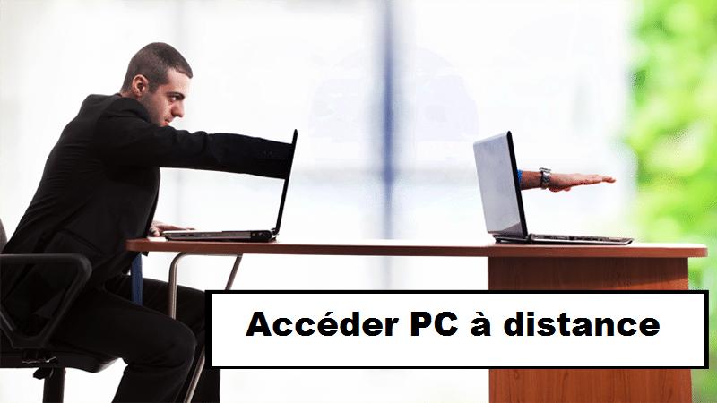 Cómo acceder a otro ordenador de forma remota