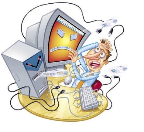 Los 7 errores informáticos más seguros que hay que evitar en estos primeros días