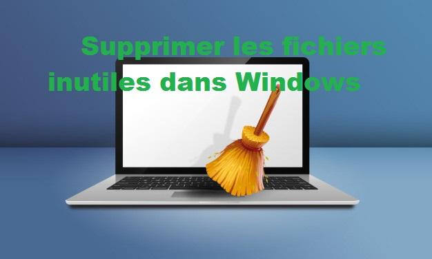 Cómo limpiar automáticamente los archivos no utilizados en Windows