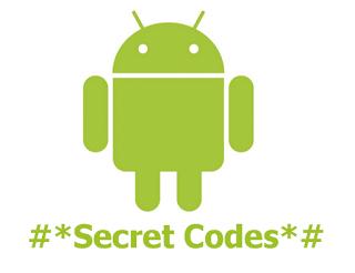 Códigos secretos de teléfono Android y Nokia