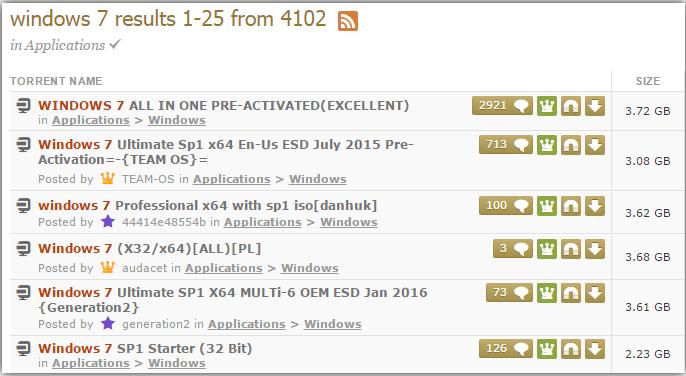 Descargue imágenes ISO desde Windows 7, 8.1 o 10 directamente desde Microsoft.