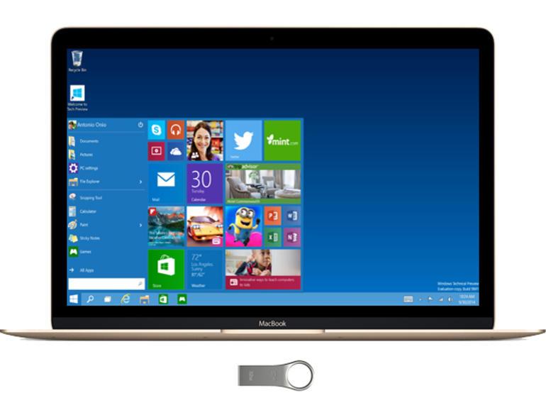 Cómo crear una unidad USB de inicio para instalar Windows en OS X