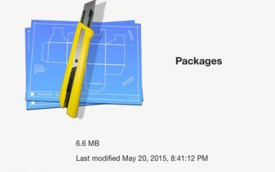 Cómo reempaquetar aplicaciones OS X con Paquetes