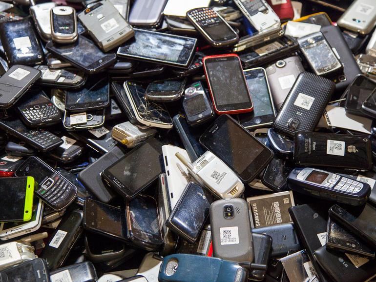 Cómo ecoATM Gazelle convierte más de 4 millones de teléfonos inteligentes reciclados en dinero rápido cada año