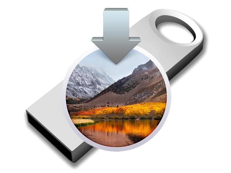 Cómo crear un instalador USB para macOS High Sierra