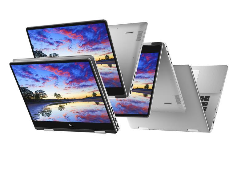Dell exhibe los nuevos equipos Inspiron 2 en 1 con Windows 10 y el libro de cromatografía de primera calidad en IFA