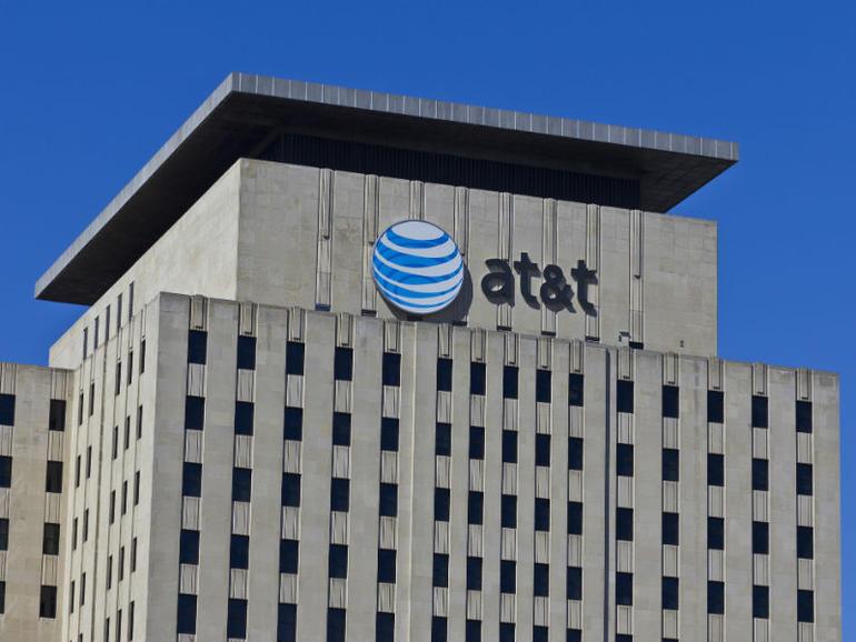 Cómo AT&T planea matar a los drones malos y llevar la cadena de bloqueo a más negocios