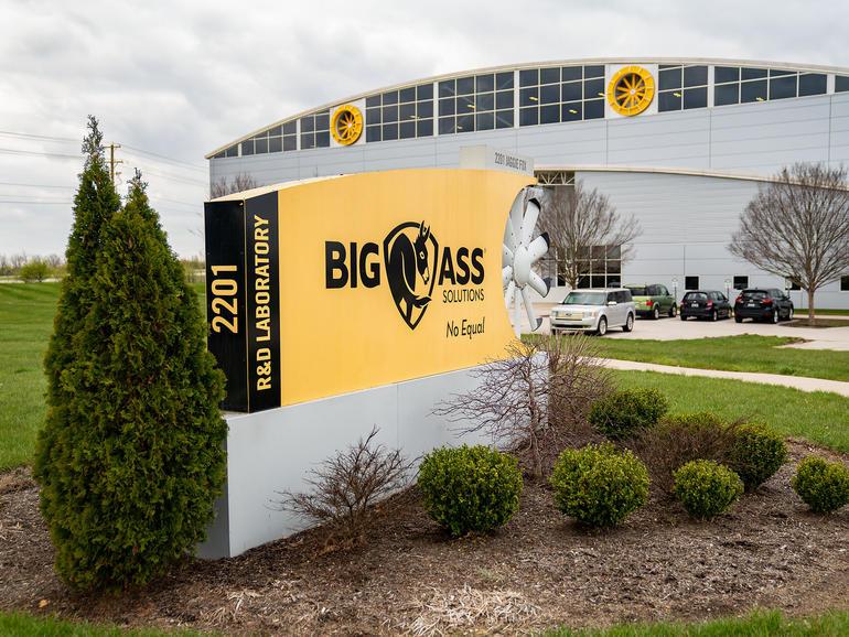 La compañía más genial de América: Cómo los fanáticos de Big Ass pasaron de enfriar vacas a convertirse en una potencia tecnológica multinacional