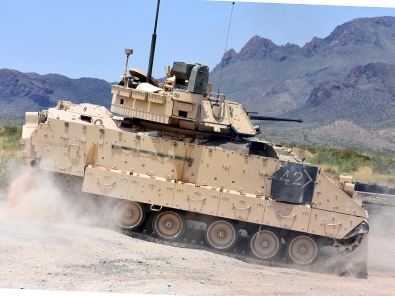 Cómo Honeywell VR podría hacer más seguro para los soldados el manejo de los vehículos de combate del Ejército de EE.UU.