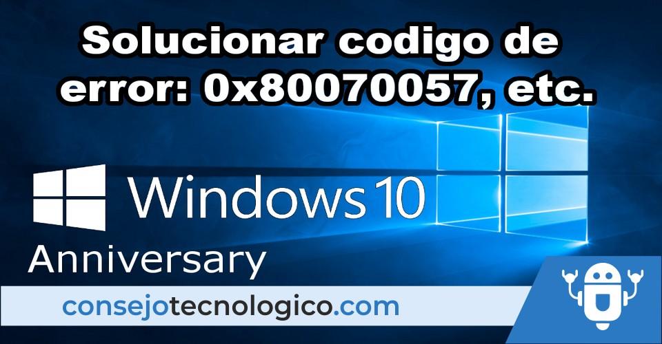 código de error 0x80073712