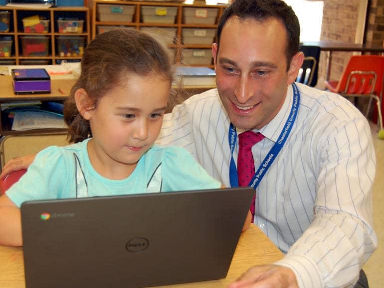32.000 cromilibros: Cómo un sistema escolar de Virginia apuesta por la plataforma PC de Google