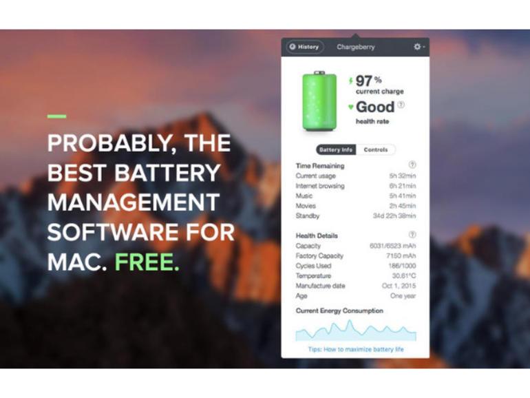 Cómo mejorar la duración de la batería de tu portátil Mac de forma gratuita con Chargeberry