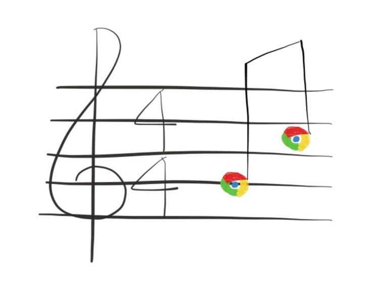 Cómo hacer música en un Chromebook