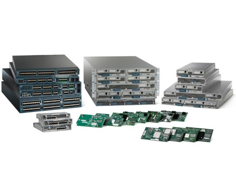 Cómo configurar los puertos para el entorno de blades Cisco UCS Serie B