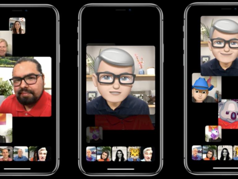 Cómo Apple Group FaceTime podría reemplazar a Google Hangouts Chat y Skype para empresas