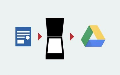 Cómo escanear documentos directamente a Google Drive