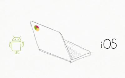 Cómo dibujar en un Chromebook y dispositivos móviles