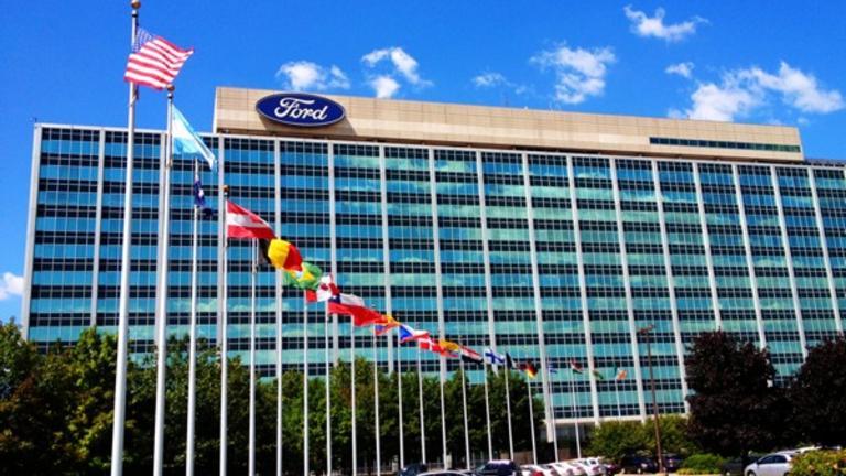 Cómo Ford planea ganar el futuro como una compañía de software