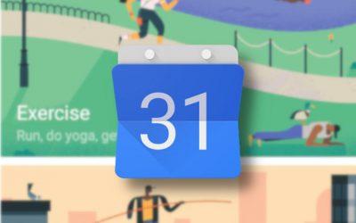 Cómo configurar los objetivos en Google Calendar