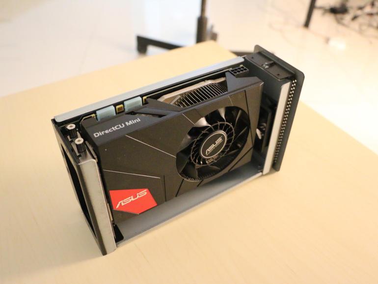 Cómo crear una GPU externa para edición de vídeo, RV y juegos de 4K