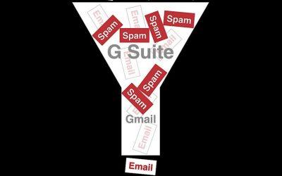 Cómo combatir el spam en Gmail y G Suite