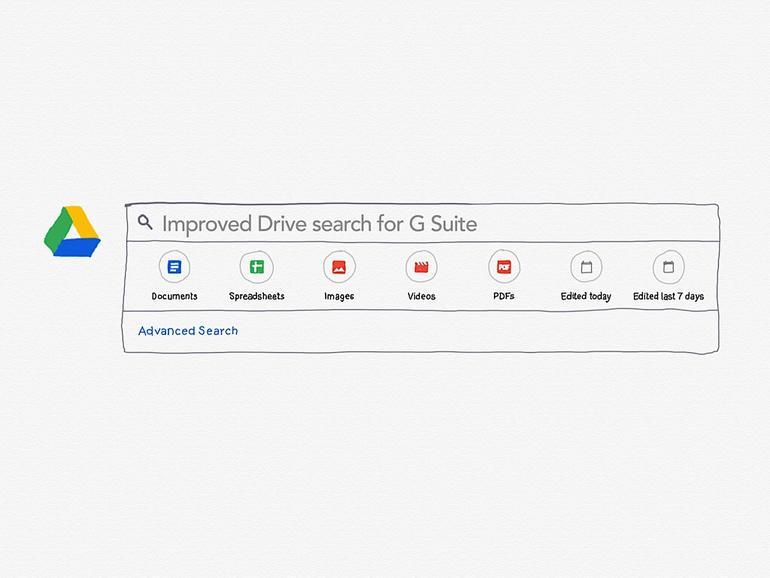 G Suite: Cómo filtrar rápidamente los archivos con Google Drive Search y Cloud Search
