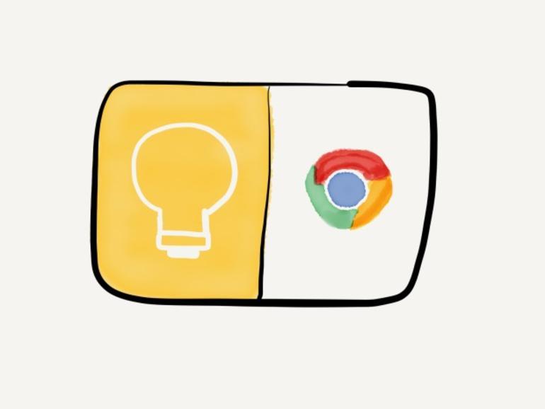 Cómo realizar varias tareas con Google Keep en iOS, Android y Chrome OS