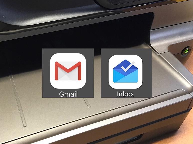 Cómo imprimir desde Gmail y Bandeja de entrada en iOS: 7 métodos