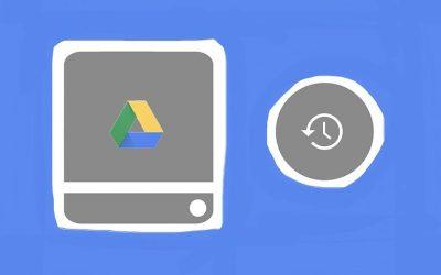 Cómo proteger tus archivos en las unidades de disco duro de Google Team Drives