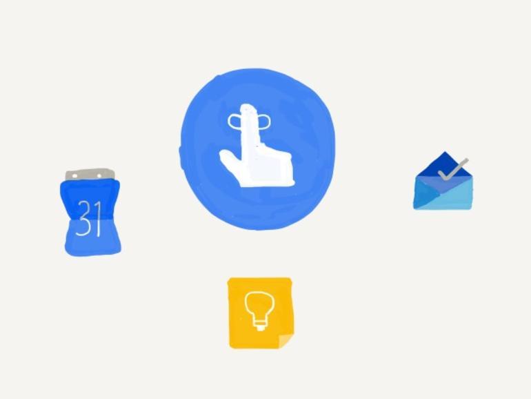 Cómo Google construyó sigilosamente una suite de aplicaciones «Getting Things Done