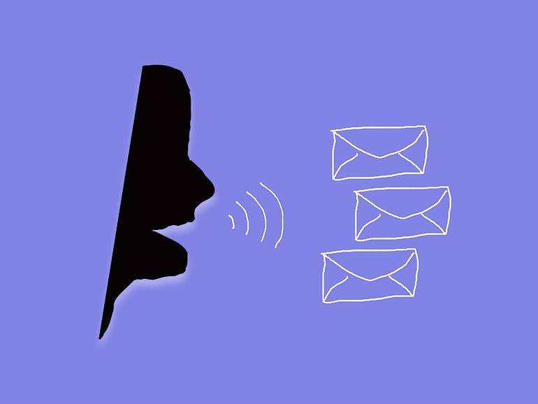Cómo procesar el correo electrónico con su voz usando Astro