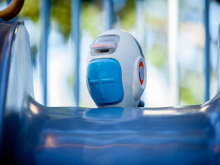 Cómo un robot compañero puede ayudar a los niños con enfermedades crónicas