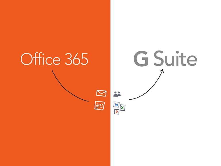 Cómo migrar datos de Office 365 a G Suite