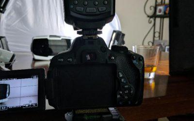 Cómo hacer que la fotografía de su producto brille