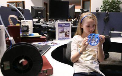 Cómo el plan de estudios de impresión en 3D de Pitsco está cambiando la forma en que se enseña STEM en el aula