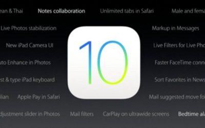 Cómo descargar el iOS 10 beta