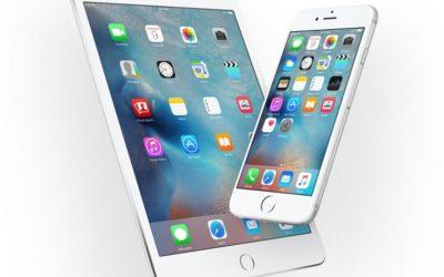 Cómo preparar su dispositivo iOS para iOS 9