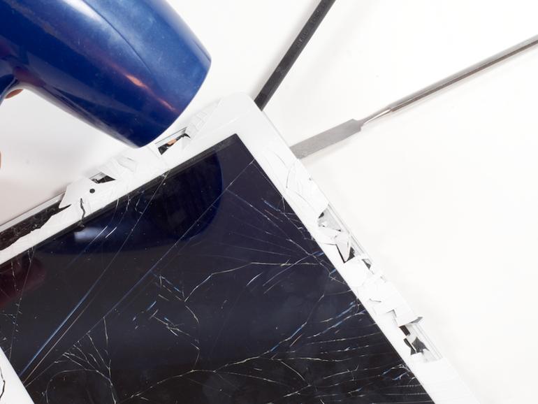 Cómo reemplazar un panel frontal roto en tu iPad 2 o iPad 3
