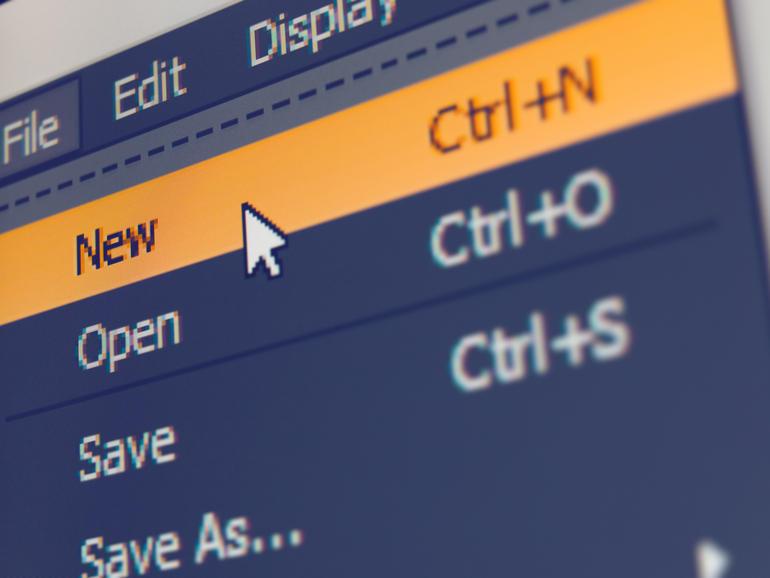 Cómo agregar un nuevo tipo de archivo al menú contextual de Microsoft Windows 10