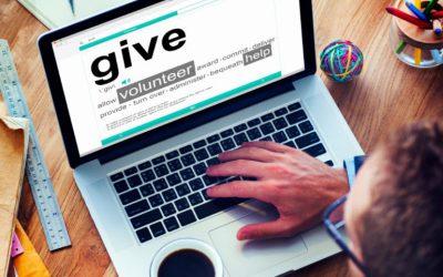 Cómo los técnicos pueden ofrecer voluntariamente sus habilidades para ayudar a las organizaciones sin fines de lucro