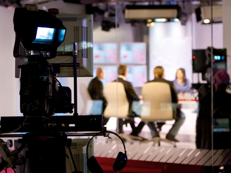 Data: Cómo las noticias de televisión hablan de las elecciones