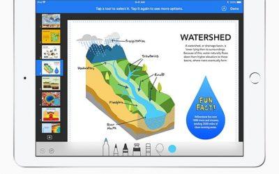 Cómo crear gráficos y tablas en la aplicación de procesamiento de texto Pages de Apple