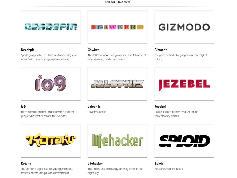 Cómo Gawker Media se convirtió en una empresa de tecnología social