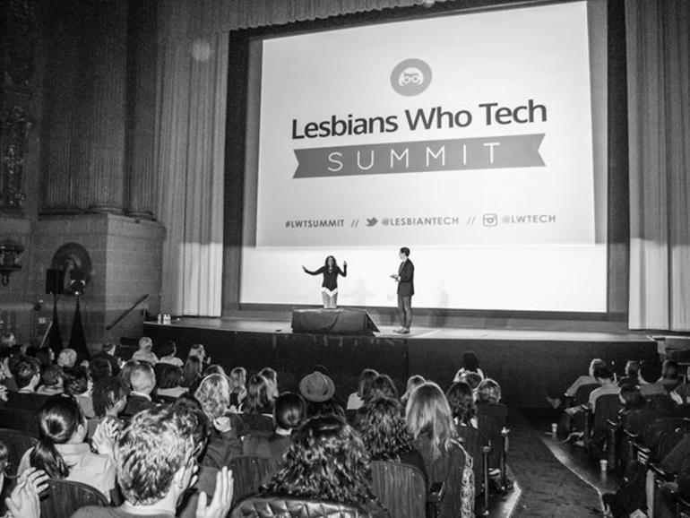 Cómo Lesbianas y Lesbianas que Tecnología está impulsando a los LGBTQ y la igualdad de género en la tecnología