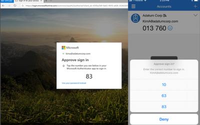 Cómo crear aplicaciones sin contraseña con Microsoft Authenticator y FIDO2
