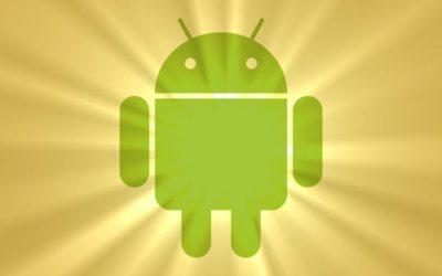 Cómo establecer un horario para Android 8.1 Night Light