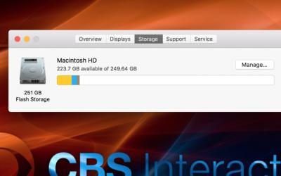 Cómo maximizar el espacio en disco utilizando las nuevas funciones de gestión del almacenamiento de macOS Sierra