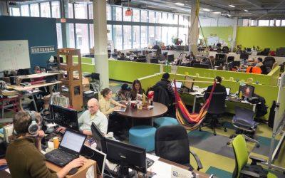 Cómo Greentown Labs incuba las nuevas empresas de tecnologías limpias para abordar problemas ambientales masivos