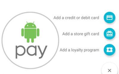 Cómo configurar Android Pay en su dispositivo móvil