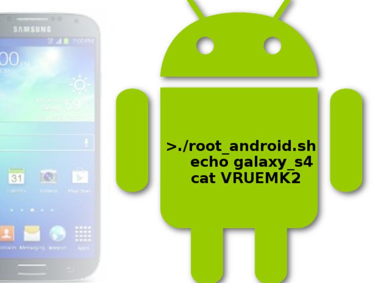 Cómo rootizar de forma segura el Samsung Galaxy S4 de Verizon